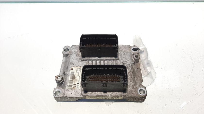 Calculator motor, cod GM55352622, Opel Astra H Sedan, 1.2 benz, Z12XEP