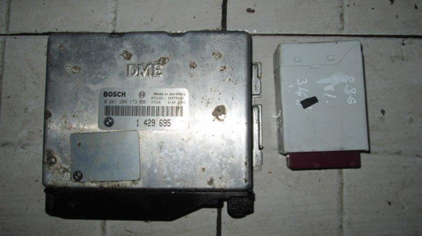 Calculator motor cu cip BMW E36 316i