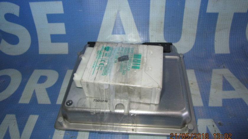 Calculator motor cu cip BMW E36 316ti; 7503288