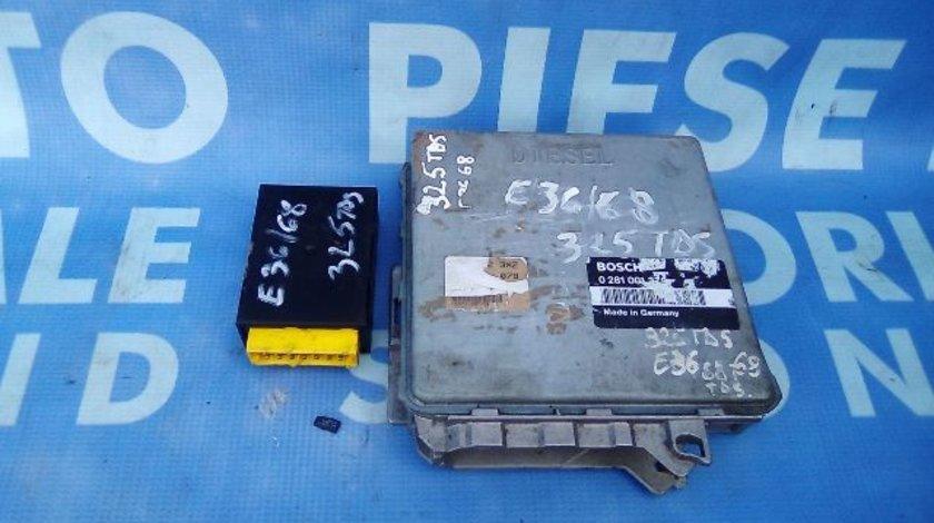 Calculator motor cu cip BMW E36 325tds; 0281001379