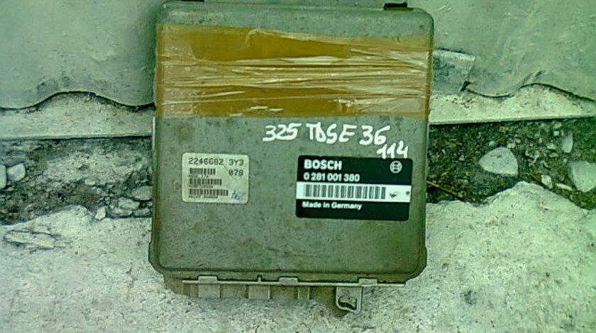 Calculator motor cu cip BMW E36 325tds; 281001380