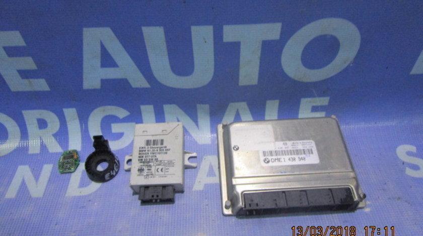 Calculator motor cu cip BMW E46 316i; 1430940