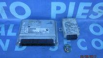Calculator motor cu cip BMW E46 320i; Siemens 7511...
