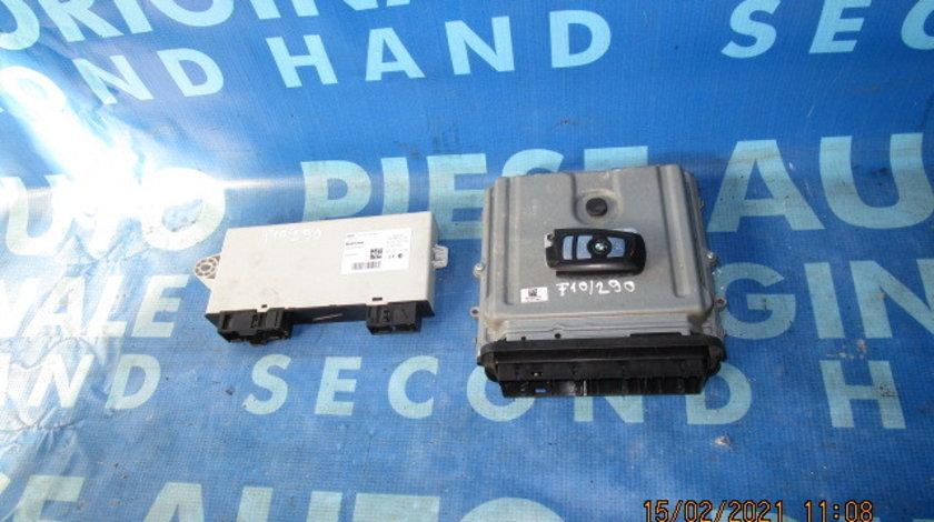 Calculator motor cu cip BMW F10 530d; 8511385
