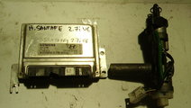 Calculator motor cu cip Hyundai Santa Fe 2.7i v6; ...
