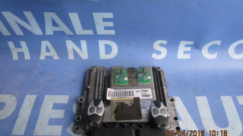 Calculator motor cu cip Jeep Cherokee 2.8crd; 0281012594