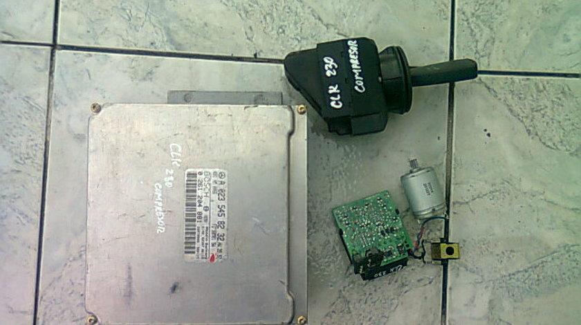 Calculator motor cu cip Mercedes CLK 230 2.3 kompresor (defect)