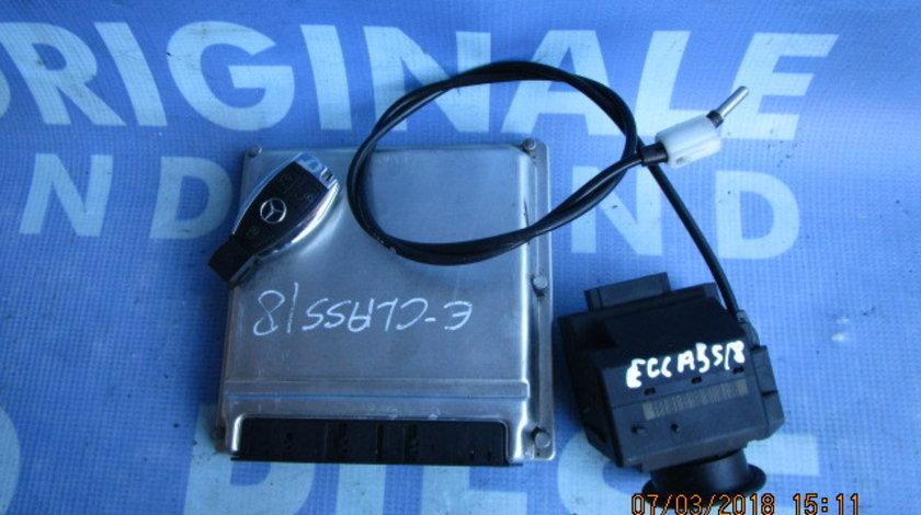 Calculator motor cu cip Mercedes E240 W211; A1121536679