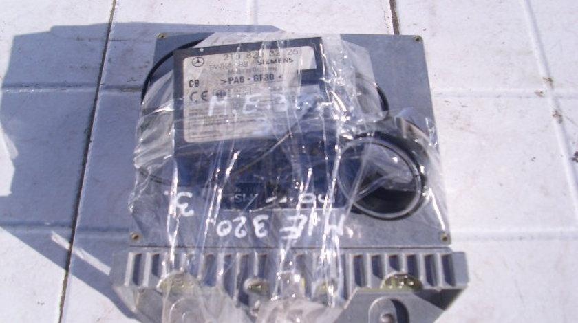 Calculator motor cu cip Mercedes E320 W210