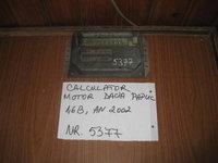 Calculator motor dacia papuc