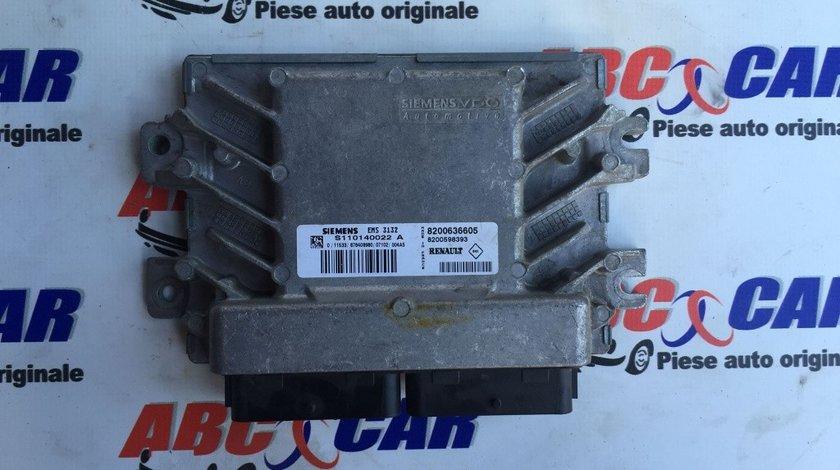 Calculator motor Dacia Sandero 1.6 16V Cod: S110140022A