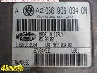 Calculator motor ECU 036906034CN VW Golf 4 1 6 16V tip motor AZD