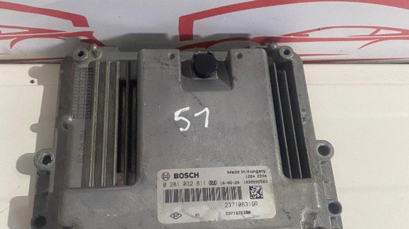 Calculator Motor ECU 237106319R Dacia Sandero 2 1.5 dci 0281032811