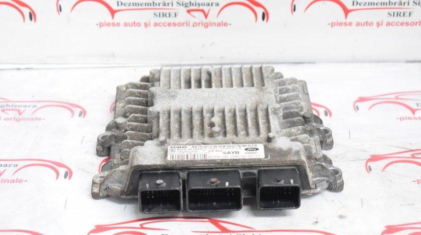 Calculator motor ECU 3S61-12A650-LB Ford Fusion 1.4 TDCI 532