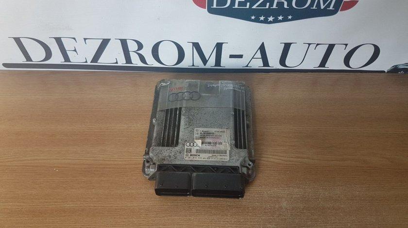 Calculator motor (ecu) 4l1910401d sau 4l0910401g(gx) audi q7 3.0 tdi casa 240 cai