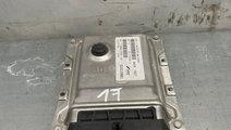 Calculator motor ECU 52013981 Fiat 500 1.2 benzina