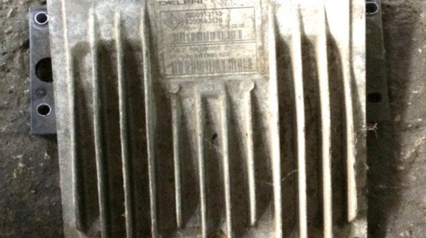 Calculator motor ECU 8200513113/8200693576 Dacia Logan prima generatie [2004 - 2008] Sedan 1.5 dci MT (65hp) SD/LSDEJ