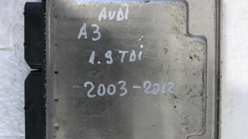 Calculator motor (ECU) audi a4 1.9 tdi 2001 - 2004 cod: 038 906 019 CG