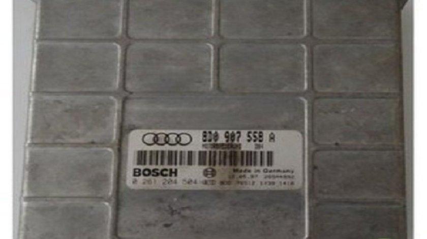 Calculator Motor (ECU) Audi A4 B5 (8D) - (1994-2001) Bosch 0261204504 8D0907558A