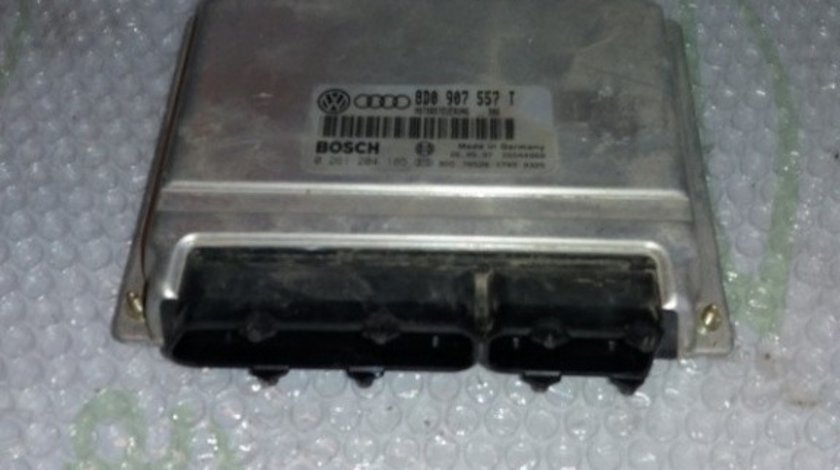 Calculator Motor (ECU) Audi A4 B5 (8D) - (1994-2001) oricare 8D0907557T, 0261204185 0 261 204 185 8D090755
