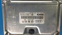 Calculator motor ECU Audi A4 B6 8E2 1.9 TDI AWX an...