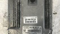 Calculator motor (ECU) audi a4 b7 2.0 tdi cod: 03g...