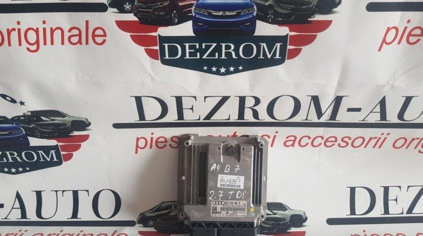 Calculator motor Ecu Audi A4 B7 2.7 TDi 8E2910401P