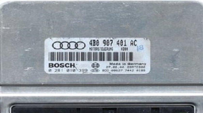 Calculator Motor (ECU) Audi A6 2.5 TDI