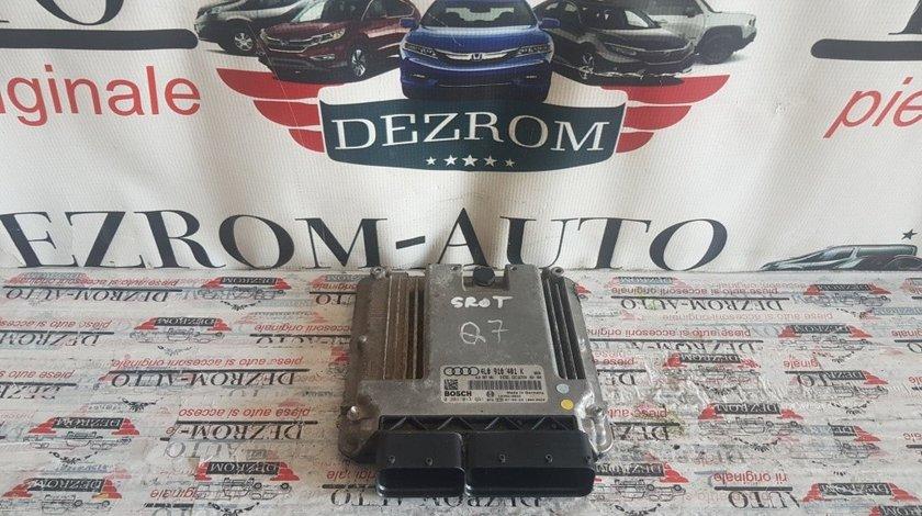Calculator motor / Ecu Audi Q7 4L 3.0TDi 232cp 4L0910401K cod motor : BUG