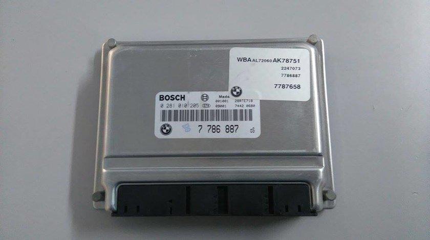 calculator motor - ECU - bmw e46 320d 100 kw 136 cp
