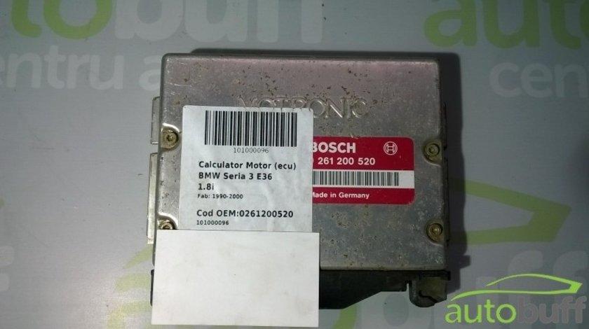 Calculator Motor (ECU) BMW Seria 3 E36 1.8i