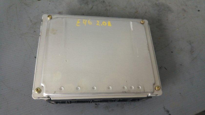 Calculator motor ecu bmw seria 3 e46 2.0 d 7785098 0281001445