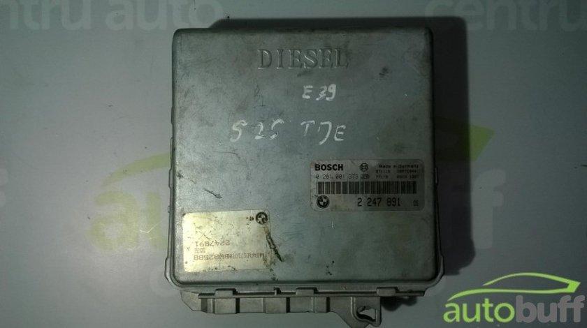Calculator Motor (ECU) BMW Seria 5 E39 2.5 TDS
