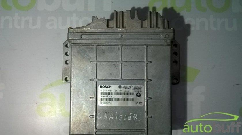 Calculator Motor (ECU)Chrysler Voyager 0281001708