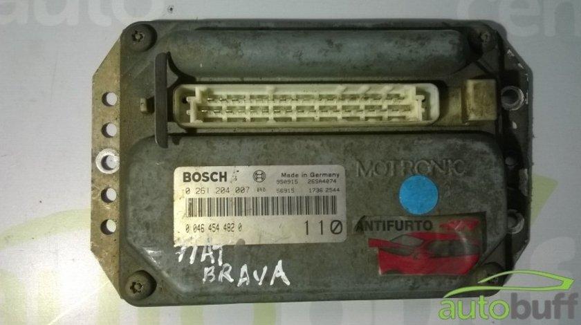 Calculator Motor (ECU)Fiat Bravo 0261204007 1.4 12V