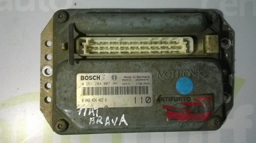 Calculator Motor ECU Fiat Bravo 1.4 12V