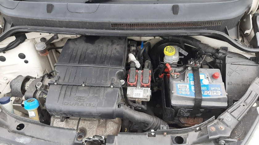 Calculator motor ECU Ford Ka 2009 Hatchback 1.2 i