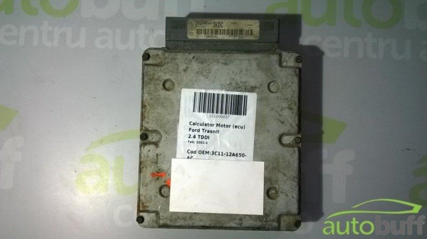 Calculator Motor (ECU)Ford transit 2.4 TDDI 3C11-12A650-AC