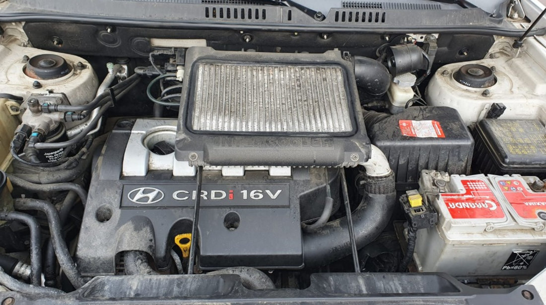 Calculator motor ECU Hyundai Santa Fe 2005 4x4 automata 4WD 2.0 CRDI