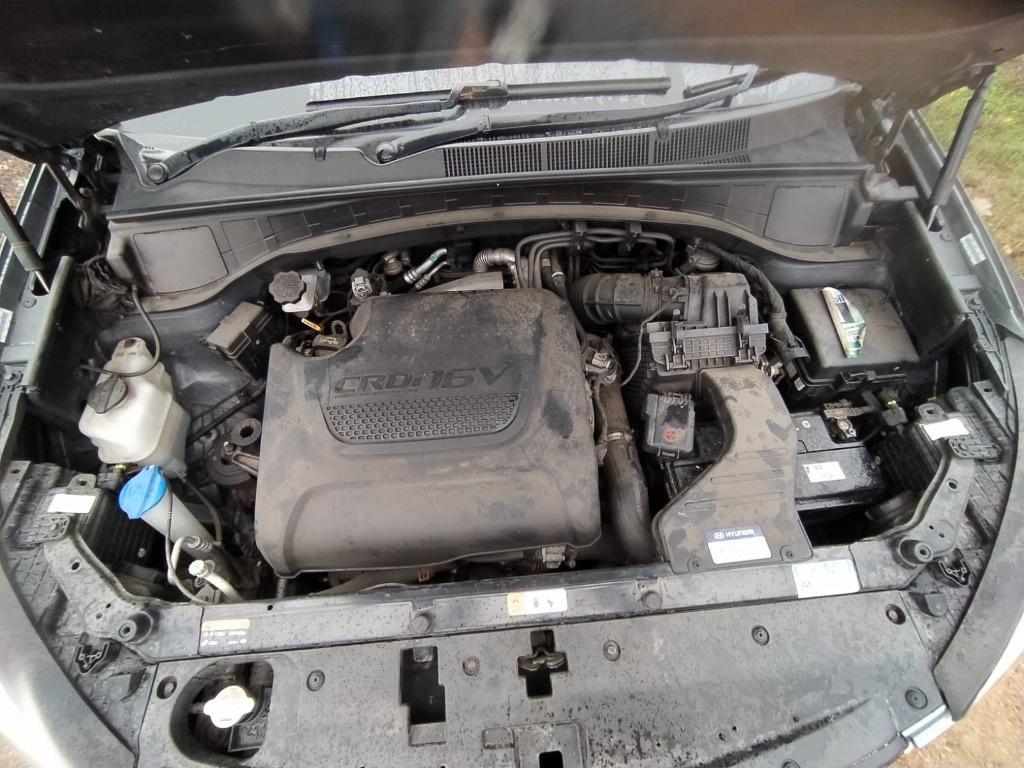 Calculator motor ECU Hyundai Santa Fe 2014 2014 4x4 2.2crdi