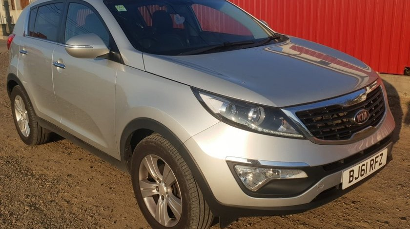 Calculator motor ECU Kia Sportage 2011 2x4 d4fd 1.7 crdi