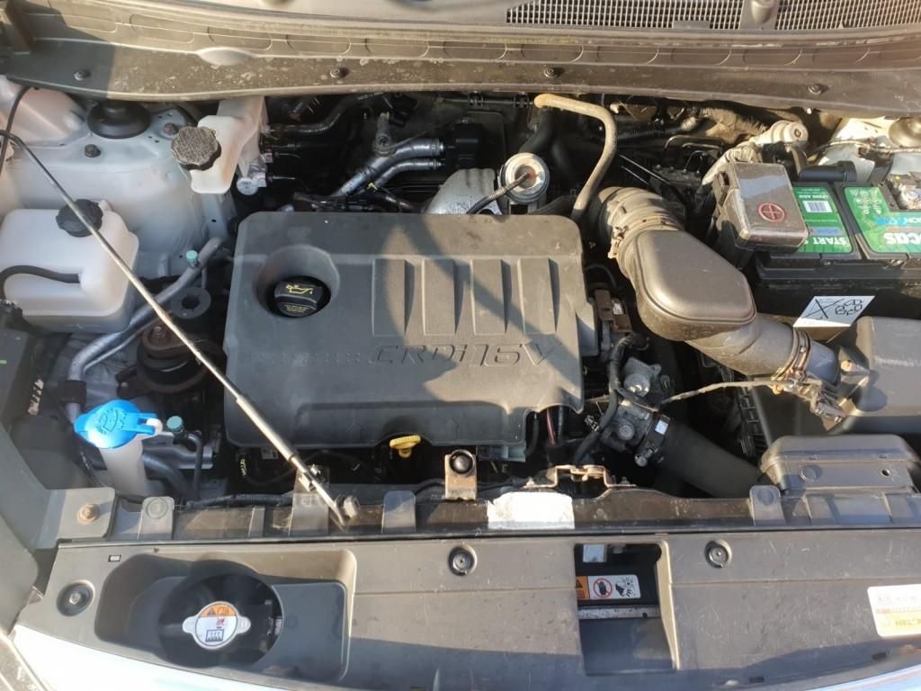 Calculator motor ECU Kia Sportage 2011 2x4 d4fd 1.7 crdi