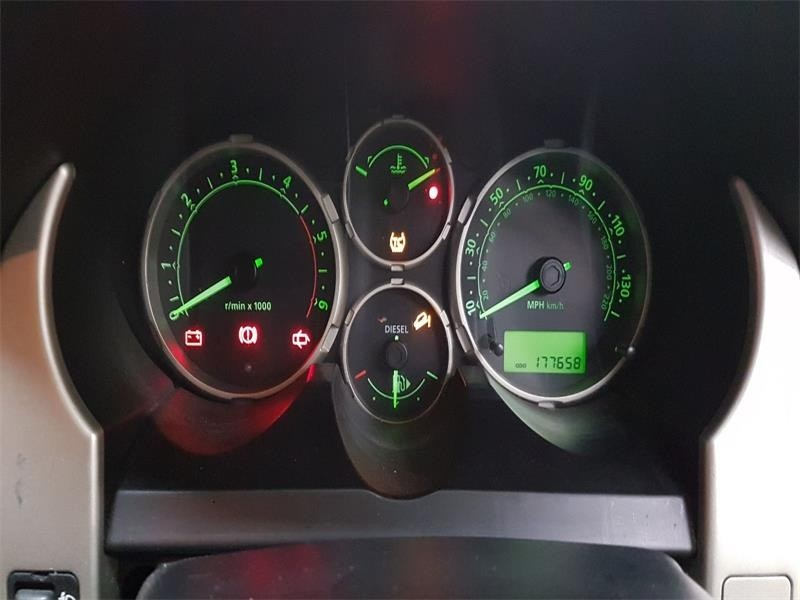 Calculator motor ECU Land Rover Freelander 2004 suv 2.0