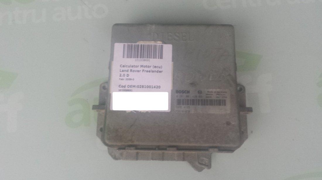 Calculator Motor (ECU) LandRover FreeLander 2.0 D