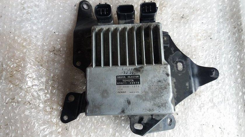 Calculator motor ecu lexus is 220 2.2 d 2005-2013 131000-1371 89871-20070