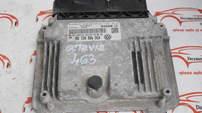 Calculator motor ECU Octavia 2 1.9 Tdi BLS 03G906602RH 463