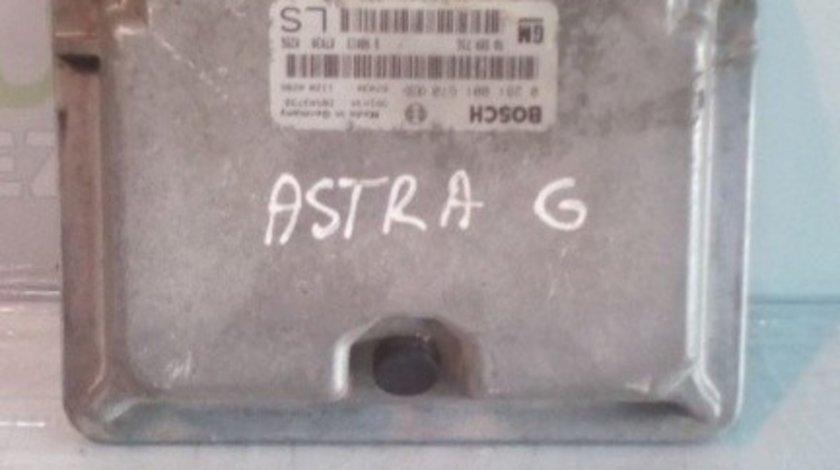 Calculator Motor (ECU) Opel Astra G 1.7DTL 0 281 001 670 0281001670