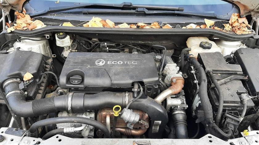 Calculator motor ECU Opel Astra J 2012 Break 1.7 CDTI
