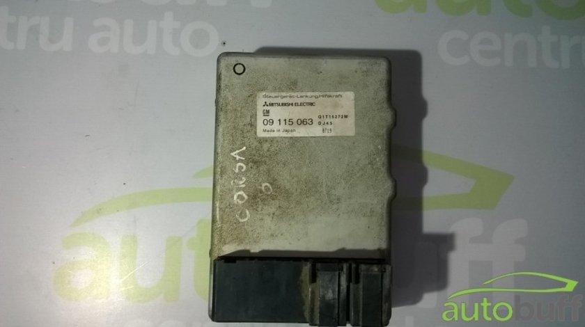 Calculator Motor (ECU) Opel Corsa B 09115063 / 09 115 063 / Q1T15272M / DJ45 / 06 1.0