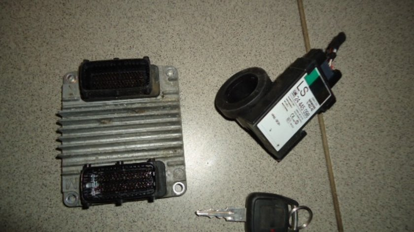 Calculator motor ecu opel corsa c 1.7 dti isuzu